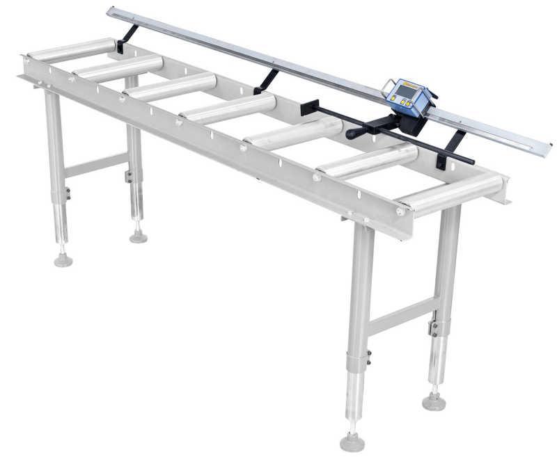 Görgős asztal méretező tartozék 3150 mm 4184bc3c46